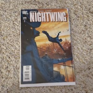 Nightwing 125 comic book